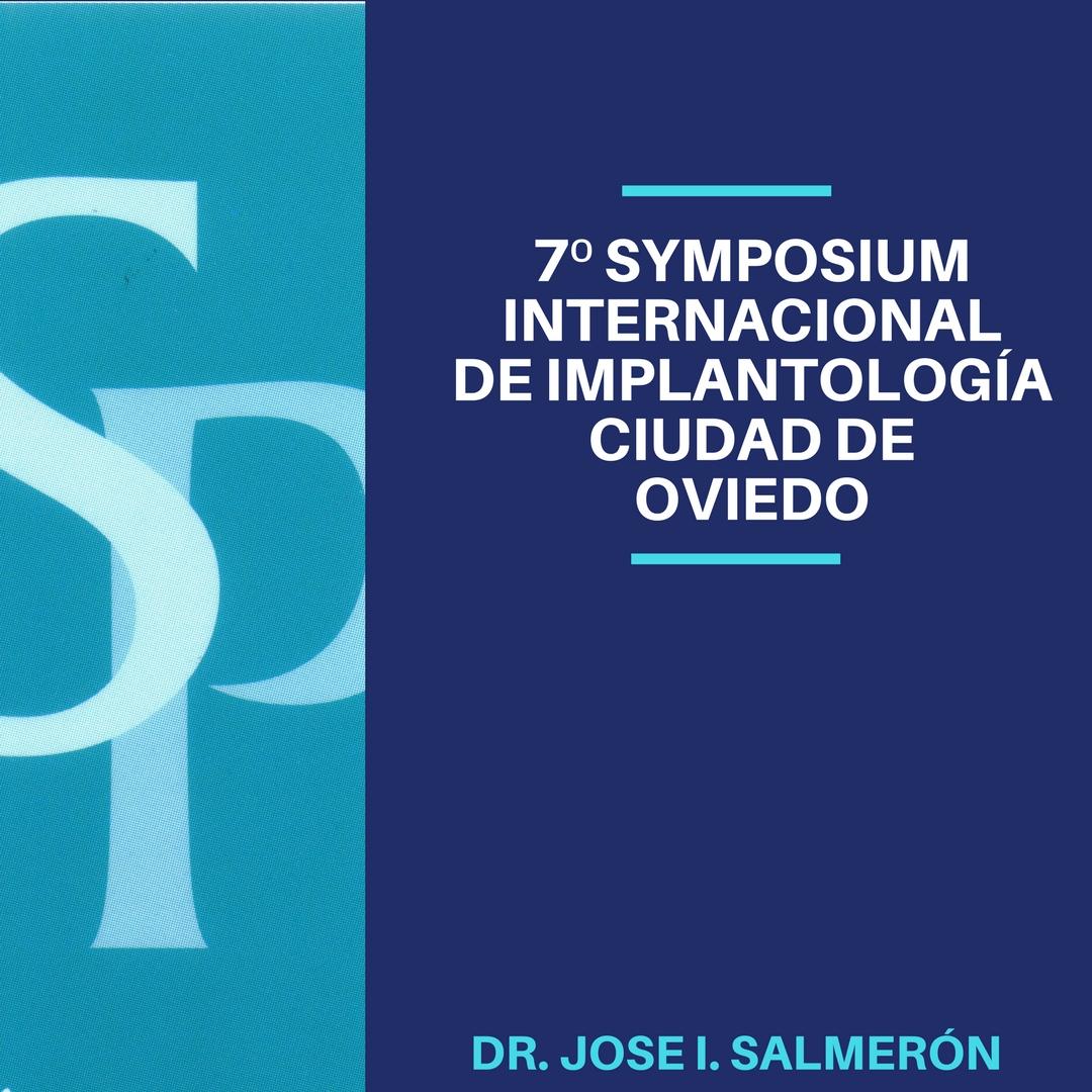 7º Symposium Internacional de Implantologia en Oviedo